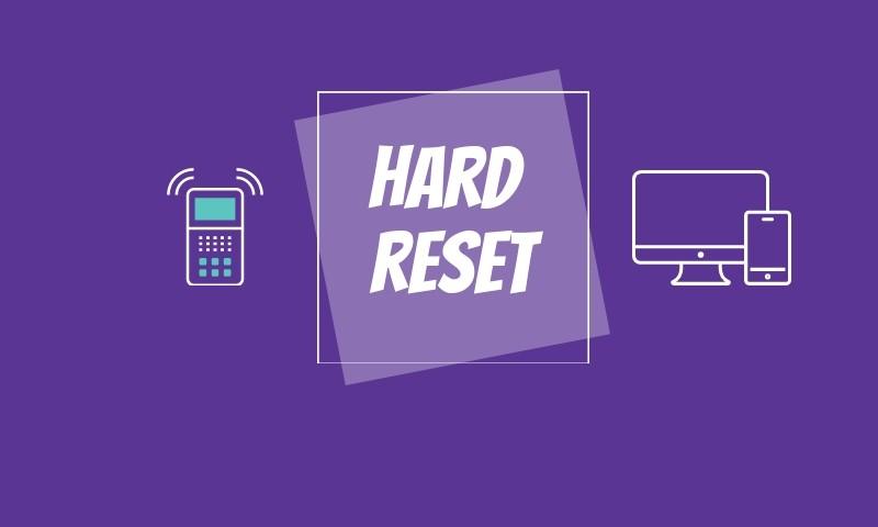 Hard reset для всех аппаратов - Сброс настроек