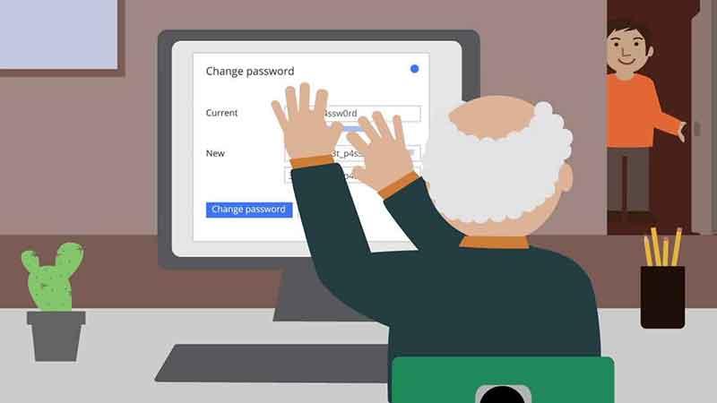 Google Accounts — функционал безопасности