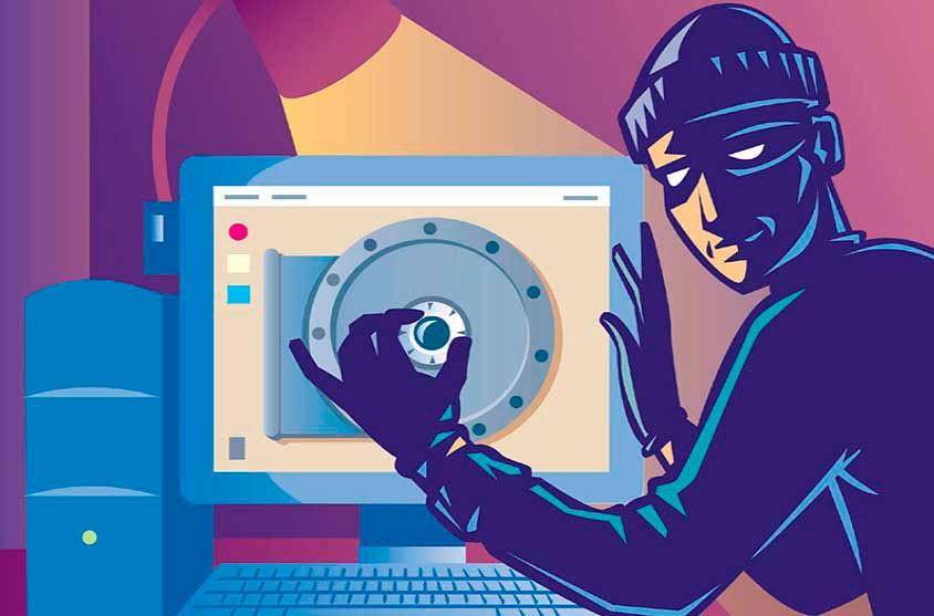 Защита от спама и фишинга — Надежный пароль