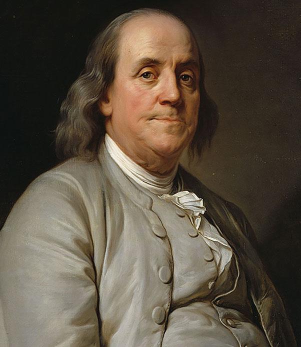 Правила жизни Бенджамина Франклина