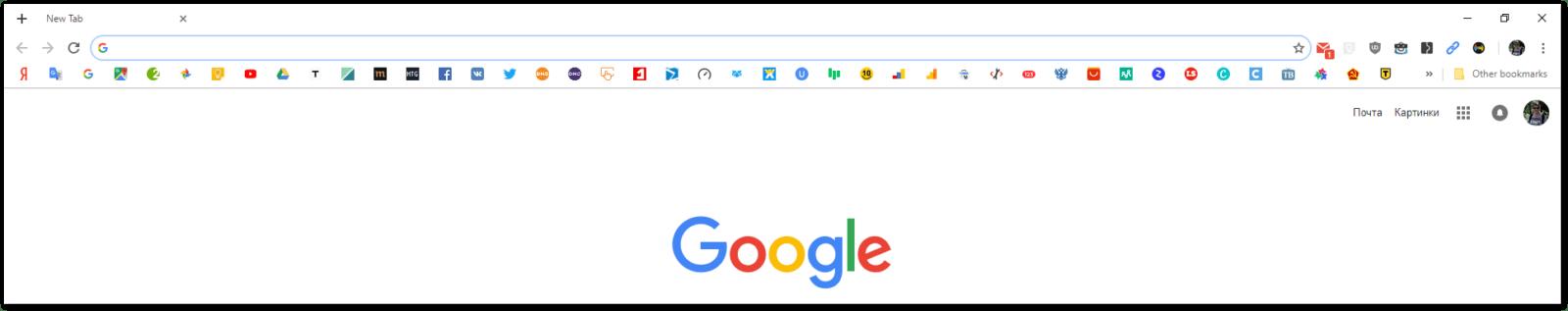 Как включить Material Design в Chrome