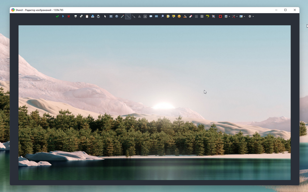 скриншоты Sharex